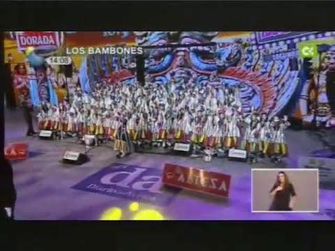 MURGA LOS BAMBONES 2013 - LOS GUARDAESPALDAS
