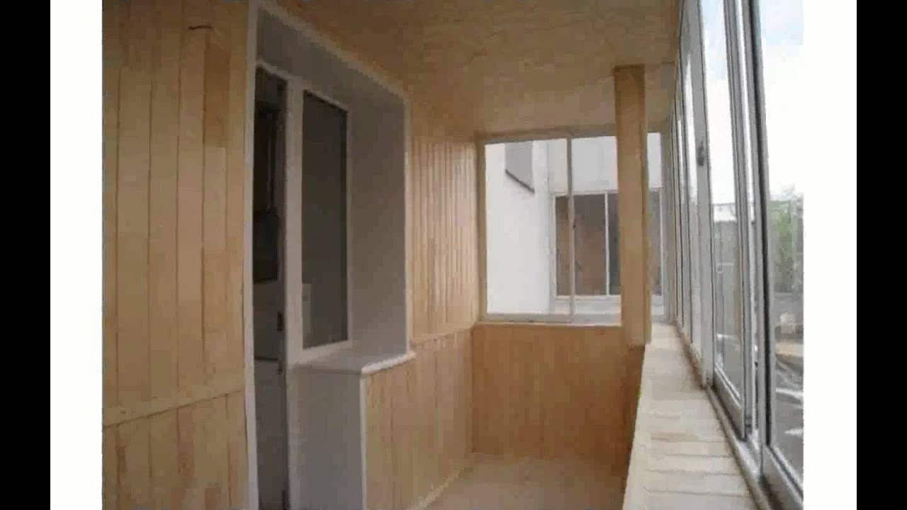 Внутренняя обшивка балкона сайдингом в уфе.