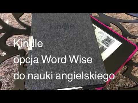 Word Wise Do Nauki Angielskiego Na Kindle