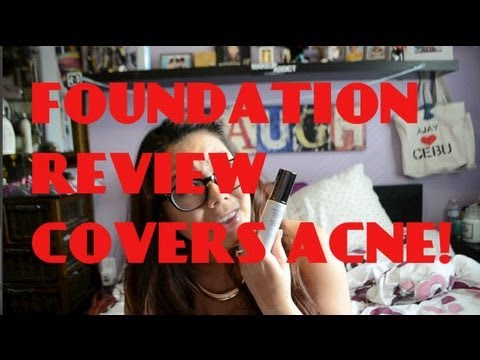 HOW TO CONCEALER ACNE FOUNDATION ROUTINE + HOURGLASS IMMACULATE FOUNDATION REVIEW