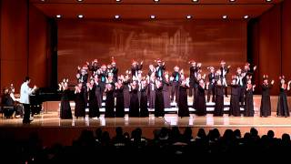 Taipei Philharmonic Youth Choir 2011 Concert Live-A Shout of Praise