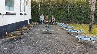 "BBC interview - ""Battle of Britain : Model Squadron"""