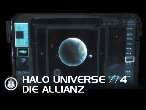 Halo Universe //4 - Die Allianz by Mike Copa [German]