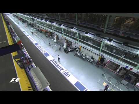 2014 FORMULA 1 SINGAPORE AIRLINES SINGAPORE GRAND PRIX