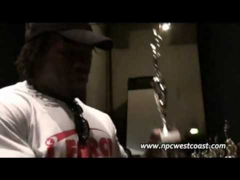 2010 NPC West Coast Classic - PD Devers Part 2 Video