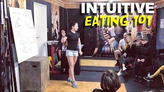 How to Stop Dieting And Start Eating Intuitively