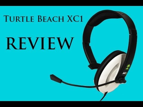 Turtle Beach EarForce XC1 Headset Review