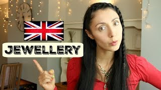 How to Pronounce JEWELLERY - Learn British English