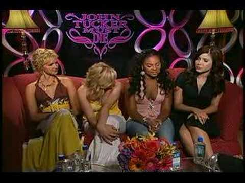 John Tucker Must Die interview Ashanti,Sophia Bush Brittany