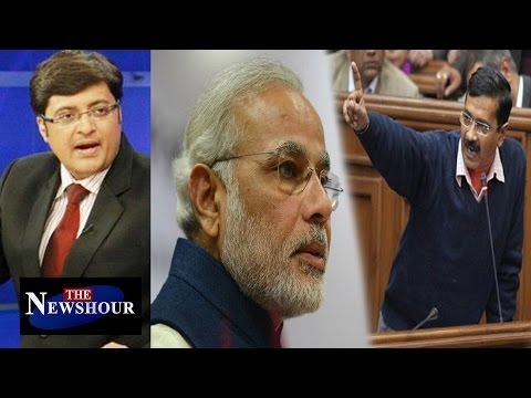 Arvind Kejriwal Demands Narendra Modi's Resignation : The Newshour Debate (22nd Dec 2015)