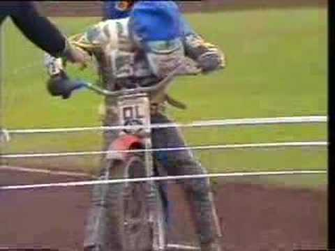 Speedway 1983 World Final Norden Heat 19 Egon Muller