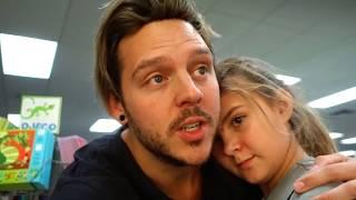 TRAMPOLINE EMERGENCY IS IT BROKEN?! (OUCH!!) | Slyfox Family