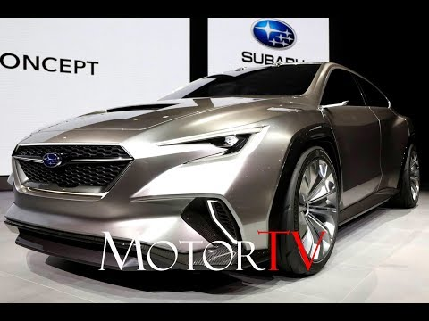 ALL NEW SUBARU VIZIV TOURER CONCEPT DEBUTS IN GENEVA l Key Facts (ENG)