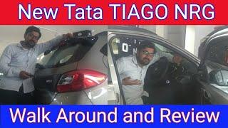 New Tata TIAGO NRG Full Review and Walk Around   [Hindi]