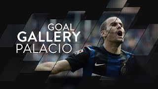 RODRIGO PALACIO | All of his 58 Inter goals 🇦🇷🖤💙