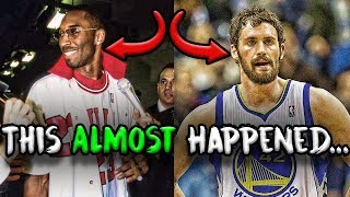 "5 NBA ""Almost"" Trades that Would've Changed EVERYTHING"
