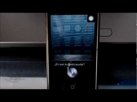 como instalar siri en IOS 6.1 iphone 4/3gs. ipod touch 4g. ipad 2 español