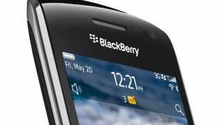 BlackBerry Curve 9380