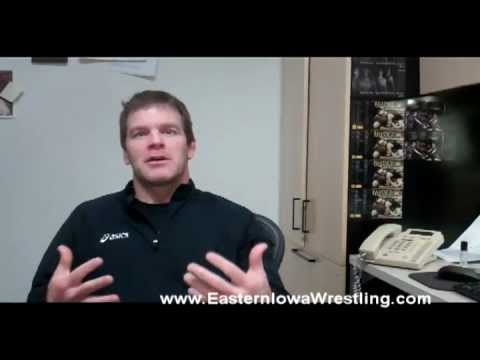 Terry Brands Talks Training After State Tournament & Freestyle Wrestling | Eastern Iowa Wrestling Image 1