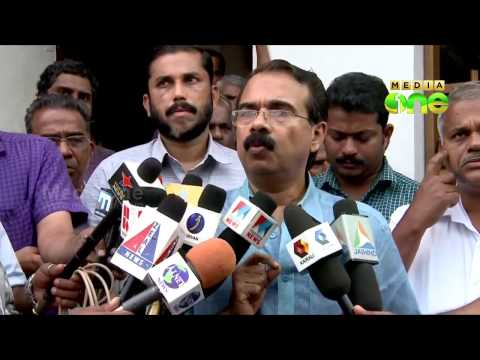 James Mathew Mla Arrested video