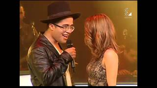 "Roberto Herrera vs. Yamilet de la Jara: ""The way you make me feel"" 