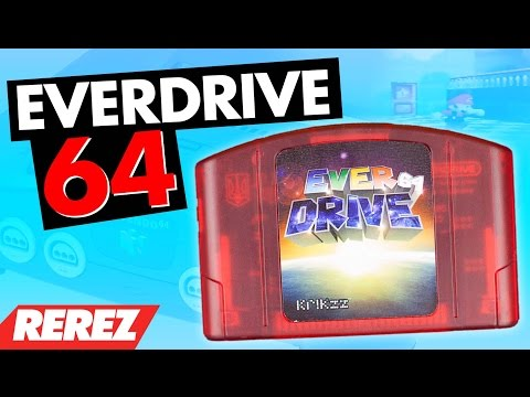 The Ultimate N64 Multicart - Everdrive 64 Review - Rare Obscure or Retro - Rerez-