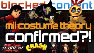 Mii Costume Theory NEWCOMERS Finally CONFIRMED?! Super Smash Bros. Ultimate LEAK SPEAK!