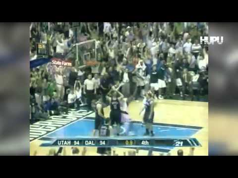 Dirk Nowitzki Top 10 Game Winners