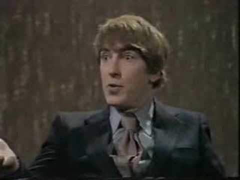 Peter Cook and Dudley Moore on