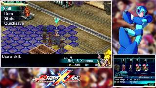 Project X - Project X Zone - Chapter 09: Justice Over Evil Pt. 2/2 (No Commentary)