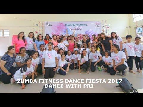 download lagu Zumba Fitness Dance Fiesta 2017  Dance With Pri gratis