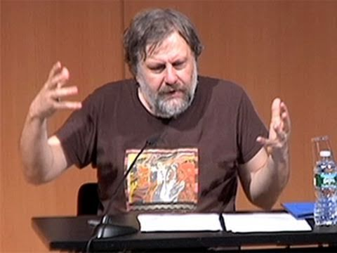 Slavoj Zizek: The Delusion of Green Capitalism