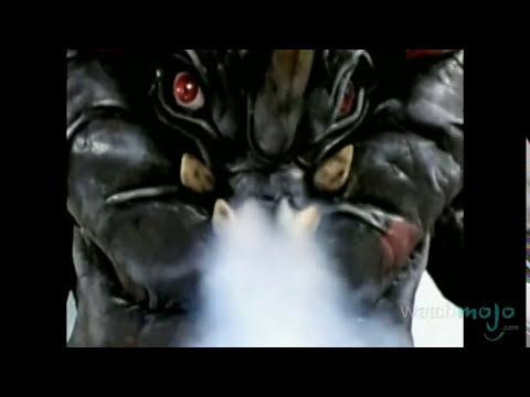 Top 10 Ridiculous Power Rangers Monsters