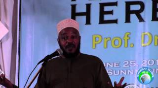 Dr. Bilal Philips - Planning for the Hereafter (Davao City - Sha'ban 27, 1435H)