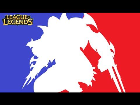 League Of Legends: Season 5 MLG Zed 23 Kills