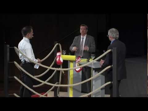 BDP Videonews zum Schlagabtausch Landolt-Minder, 2013