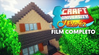 CraftUniversity: Historia [FILM COMPLETO] - Minecraft ITA Roleplay