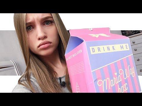 Заказала Maria Way Box 😱 Меня обокрала почта