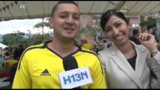 Reacciones de los hinchas a la derrota 1 - 0 ante Argentina