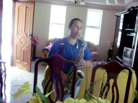 Animal Tocando Sax video