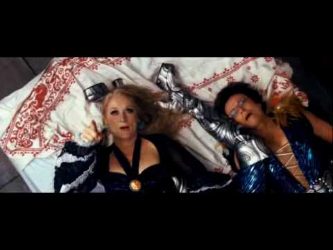 The fulltheatrical trailer for Mamma Mia! In theaters July 18 2008.
