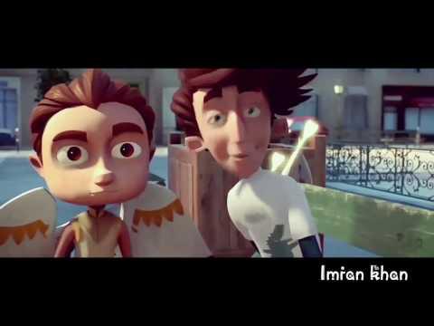 Gulabı Ankheın Jo Terı Dekhı |Cute Love Story|Made By Imran & Anas