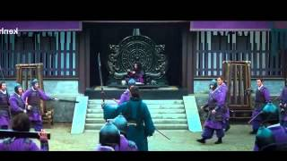 Donnie Yen Martial Arts Scenes - Guan Yu Crossing Five Passes And Slaying Six Generals