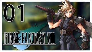 Je découvre enfin FF7 #1 Let's Play Final Fantasy VII (FR PS1)