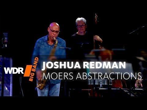 """WDR Big Band - 「Moers Jazz Festival 2019」からJoshua Redman & Musikfabrik NRWをフィーチャした27分に及ぶ""""Further Abstractions""""のライブ映像を公開 thm Music info Clip"""