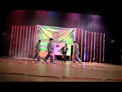 Nakul dances at 2012 Ugadi celebrations.mp4