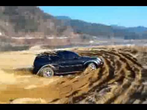 렉스턴4륜테스터 (파트타임~AWD)