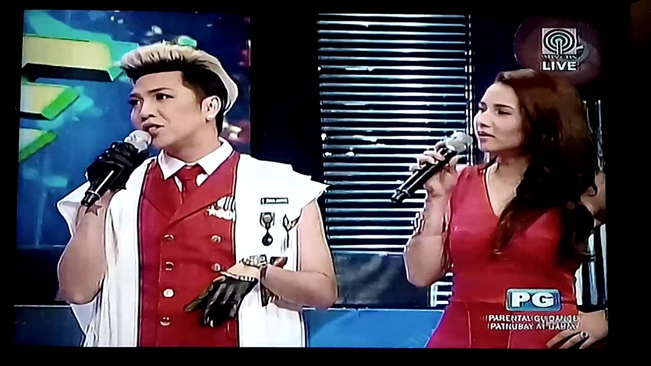 Vice Pogi And Kurba Vicerylle w JTV Spaghetti