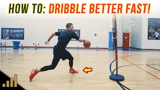 How To: Dribble A Basketball Better! [THE FUNDAMENTALS]