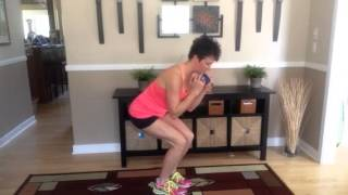 Squat Rockers   Butts, Guts & Flappy Arms Challenge